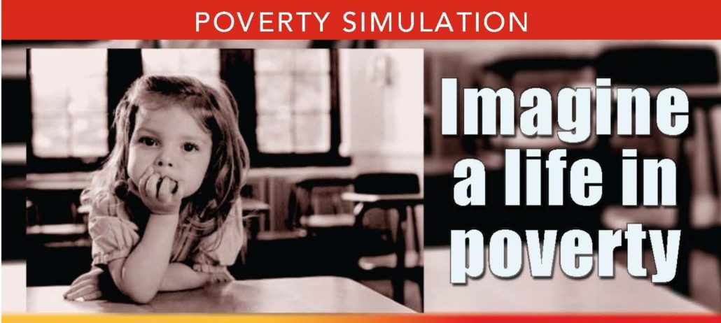 Poverty Simulation @ TBA